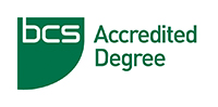 British Computing Society BCS Accredited degree logo