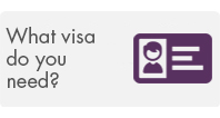 what visa do you need